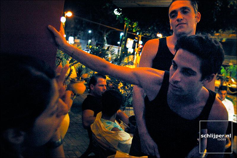 Israel, Tel Aviv, 13 juni 2002