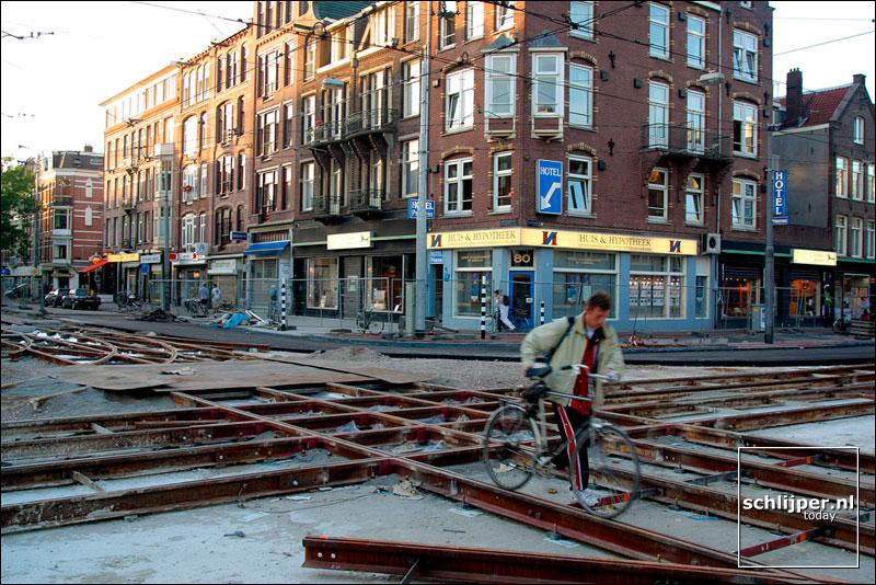 Nederland, Amsterdam, 18 juni 2002