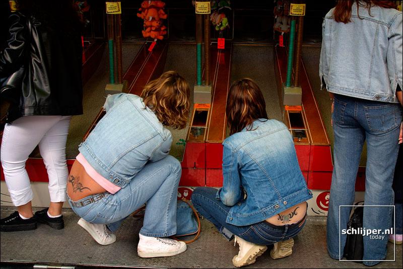 Nederland, Amsterdam, 4 juli 2002