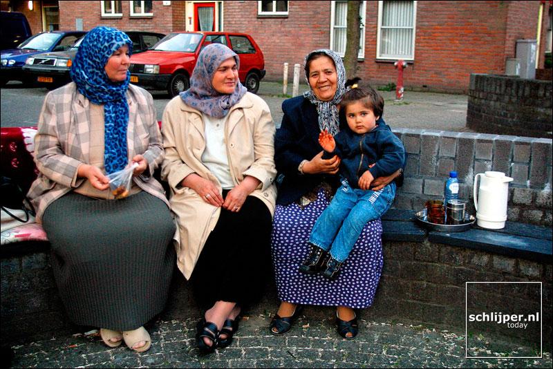Nederland, Amsterdam, 16 juli 2002