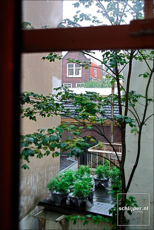 Nederland, Amsterdam, 31 juli 2002
