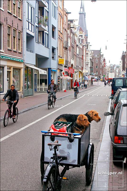 Nederland, Amsterdam, 1 augustus 2002