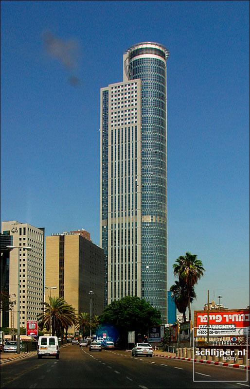 Israel, Tel Aviv, 13 augustus 2002