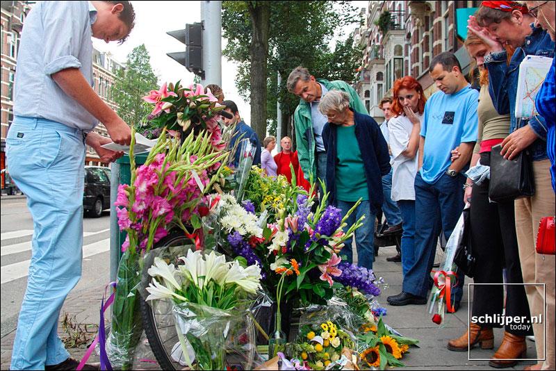 Nederland, Amsterdam, 22 augustus 2002