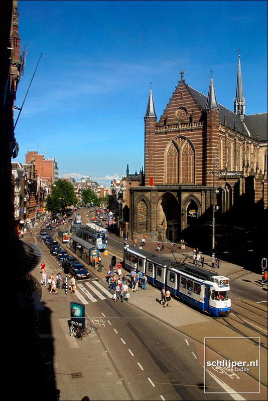 Nederland, Amsterdam, 15 september 2002