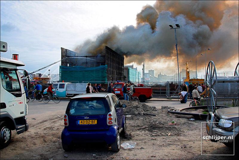 Nederland, Amsterdam, 16 september 2002