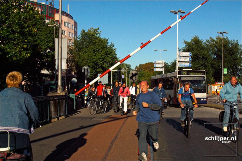 Nederland, Amsterdam, 24 september 2002