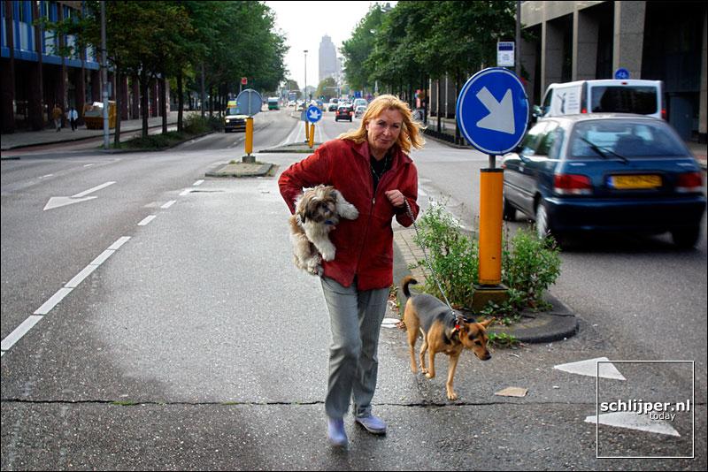 Nederland, Amsterdam, 25 september 2002