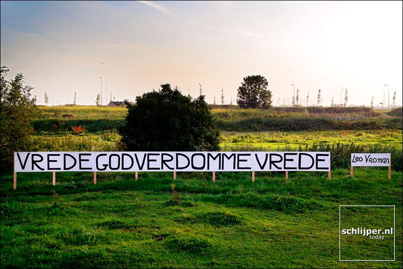 Nederland, Ruigoord, 29 september 2002