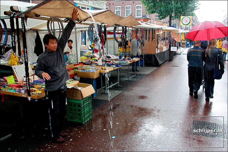 Nederland, Amsterdam, 7 oktober 2002