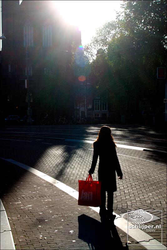 Nederland, Amsterdam, 8 oktober 2002