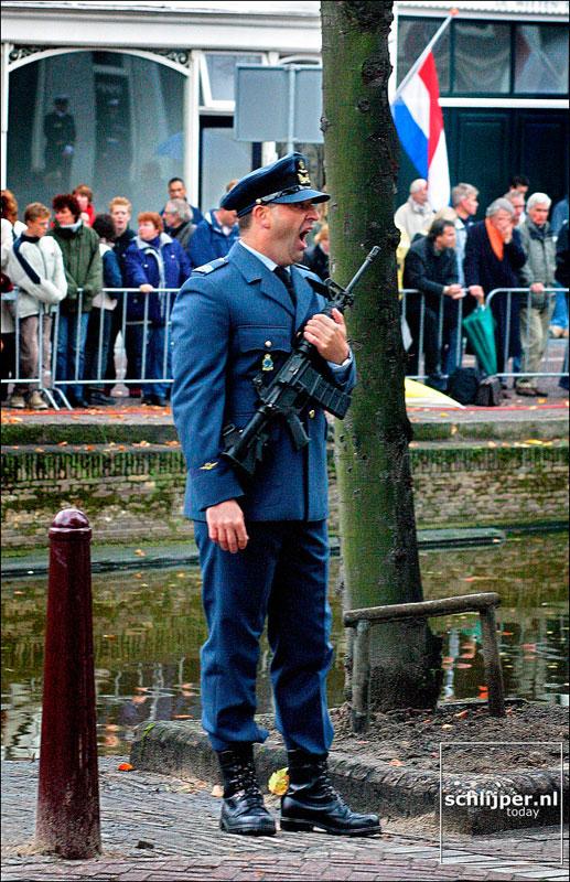 Nederland, Delft, 15 oktober 2002