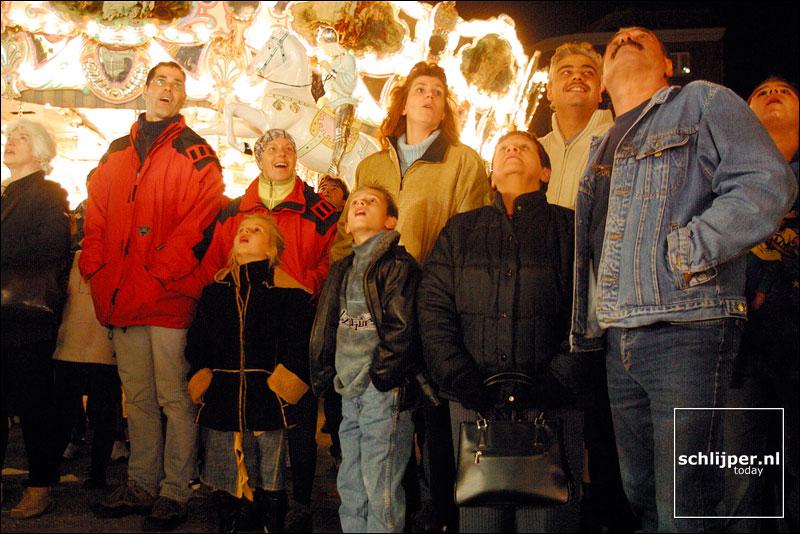 Belgie, Luik, 20 oktober 2002