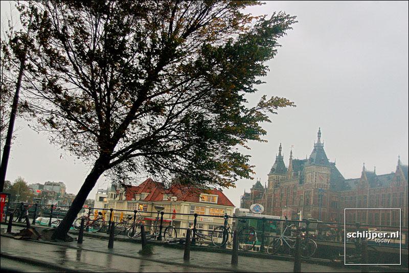 Nederland, Amsterdam, 27 oktober 2002