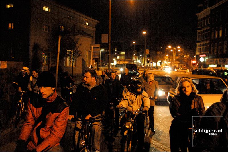 Nederland, Amsterdam, 31 oktober 2002
