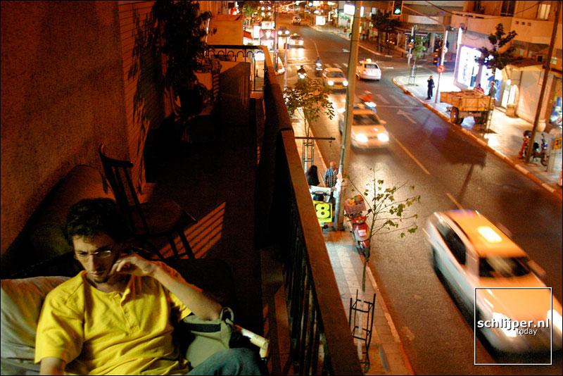 Israel, Tel Aviv, 7 november 2002