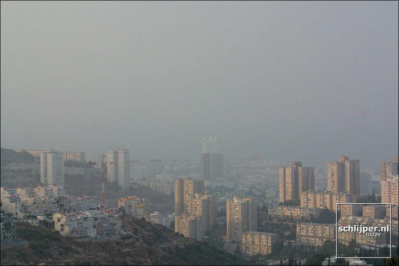 Israel, Haifa, 11 november 2002
