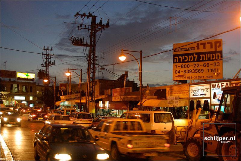 Israel, Daliyat Al-Karmel, 11 november 2002