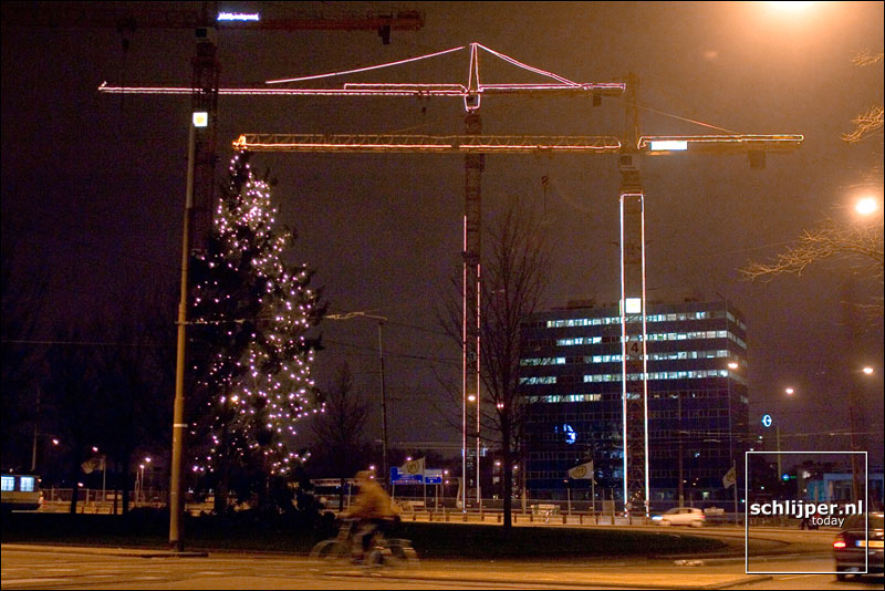 Nederland, Amsterdam, 6 december 2002