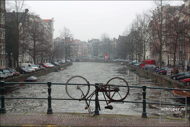 Nederland, Amsterdam, 14 december 2002