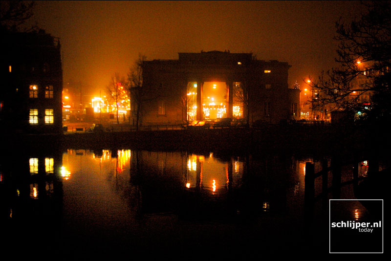 Nederland, Amsterdam, 21 december 2002