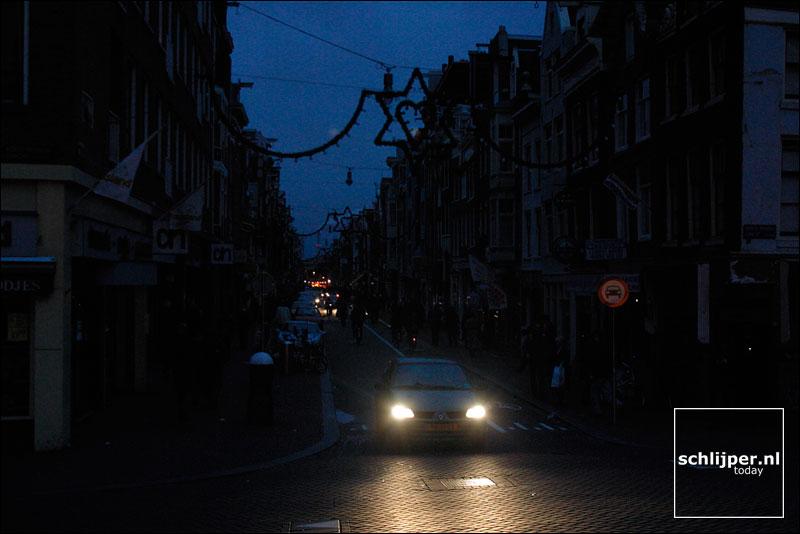 Nederland, Amsterdam, 28 december 2002