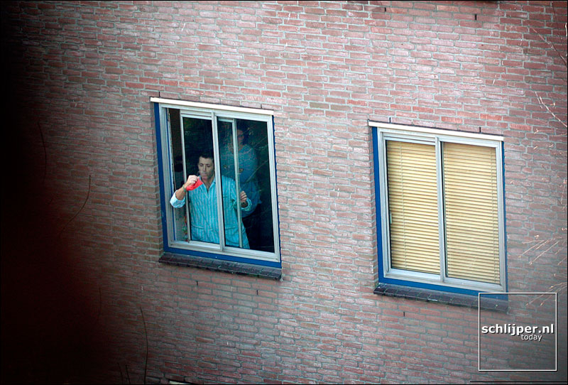 Nederland, Amsterdam, 5 januari 2003