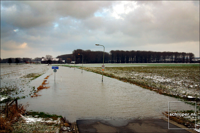 Nederland, Borgharen, 6 januari 2003