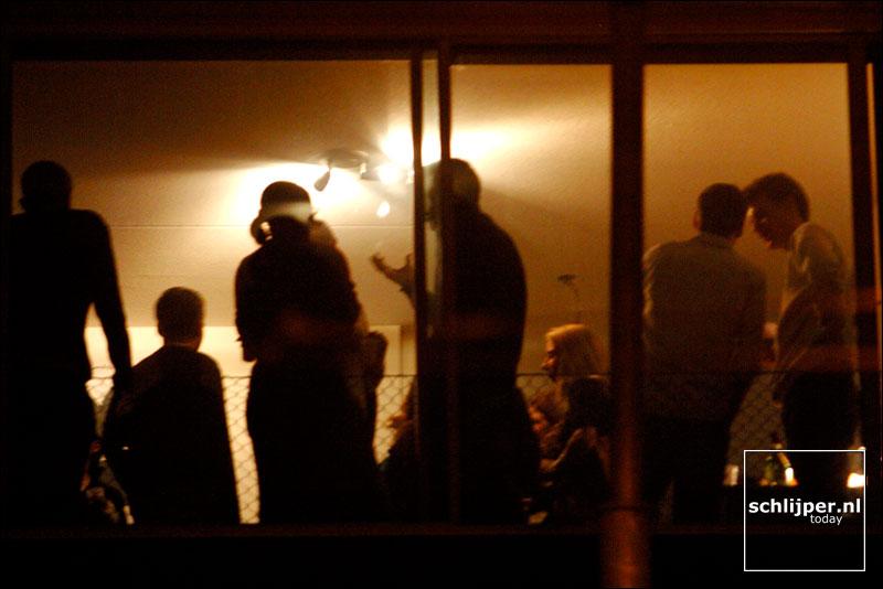 Nederland, Amsterdam, 10 januari 2003
