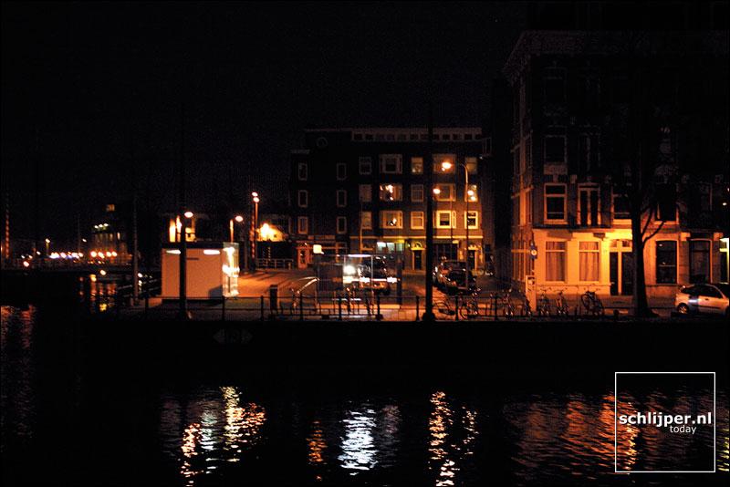 Nederland, Amsterdam, 13 januari 2003
