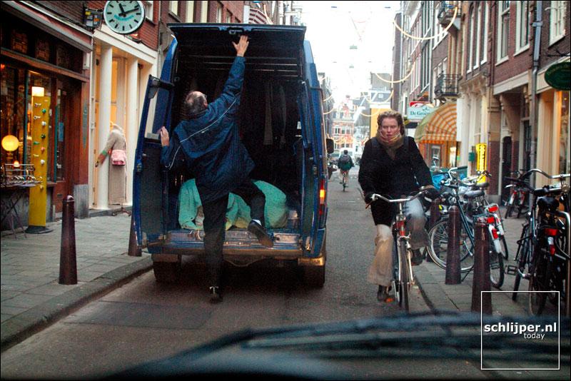 Nederland, Amsterdam, 15 januari 2003