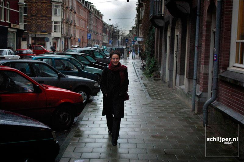 Nederland, Amsterdam, 22 januari 2003