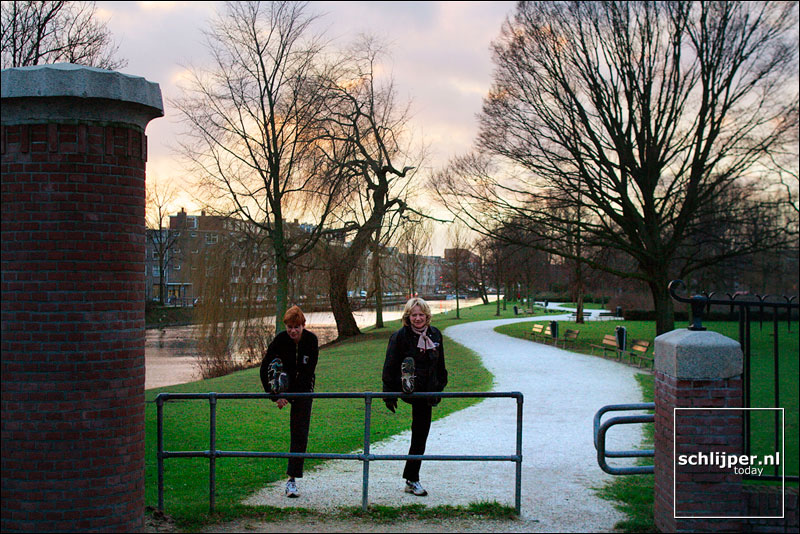 Nederland, Amsterdam, 23 januari 2003
