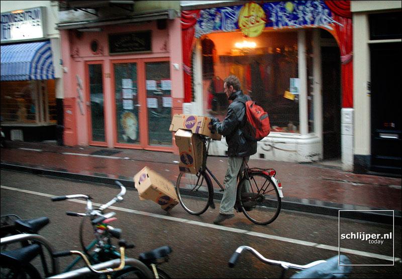 Nederland, Amsterdam, 25 januari 2003