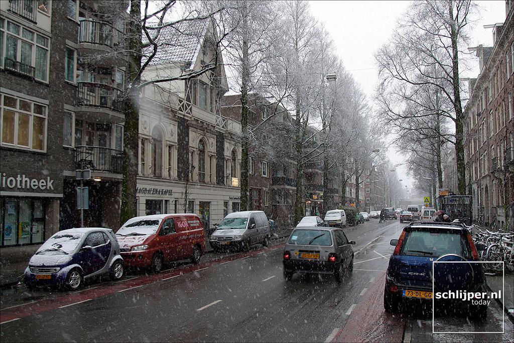 Nederland, Amsterdsam, 30 januari 2003