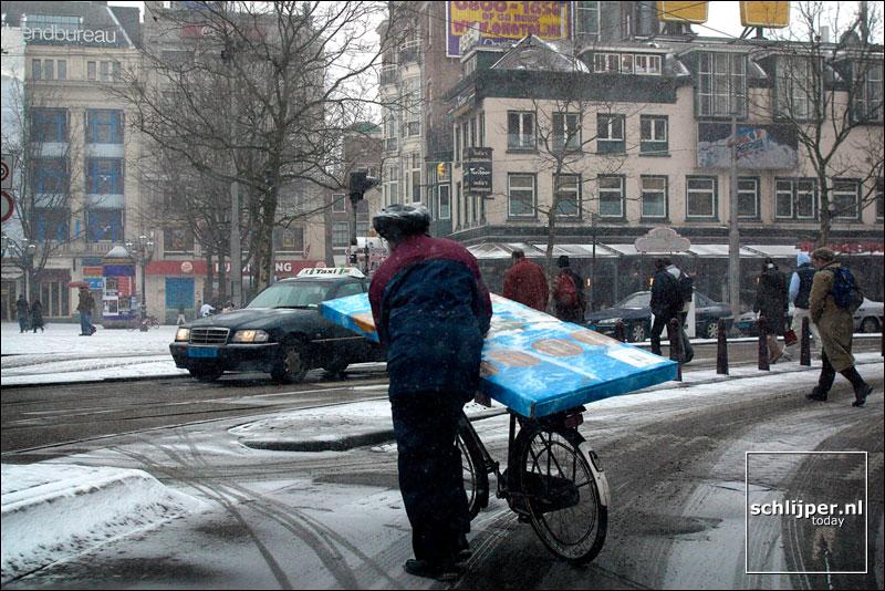 Nederland, Amsterdam, 1 februari 2003