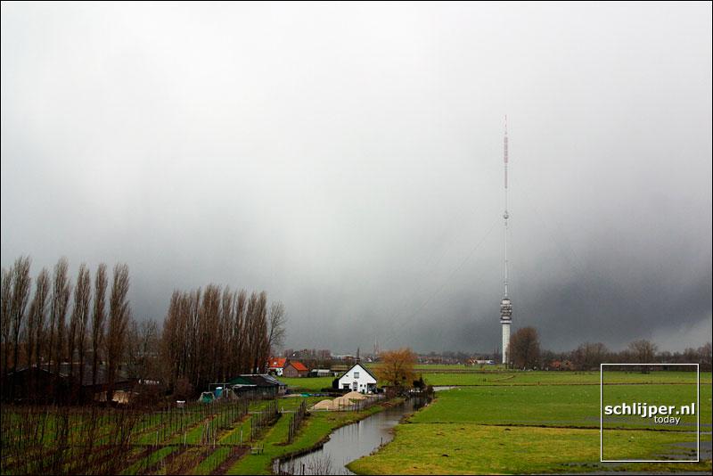 Nederland, IJsselstein, 3 februari 2003