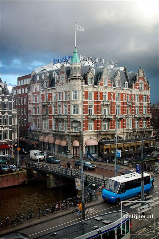 Nederland, Amsterdam, 5 februari 2003