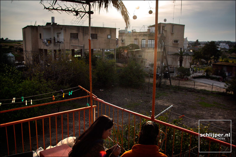 Israel, Rishon LeZiyyon, 11 februari 2003