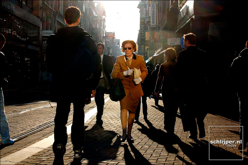 Nederland, Amsterdam, 24 februari 2003