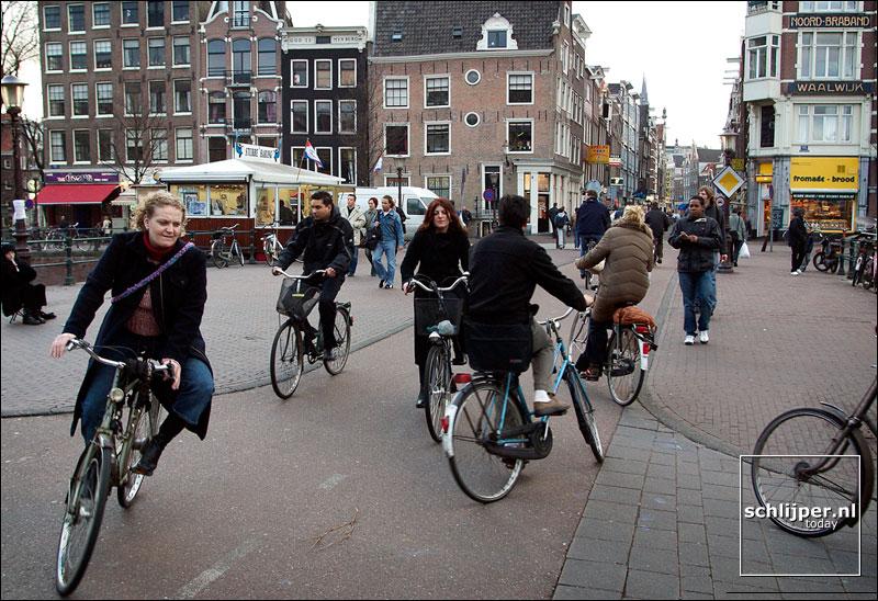 Nederland, Amsterdam, 6 maart 2003