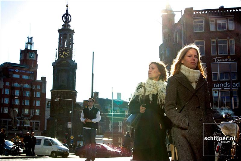 Nederland, Amsterdam, 14 maart 2003
