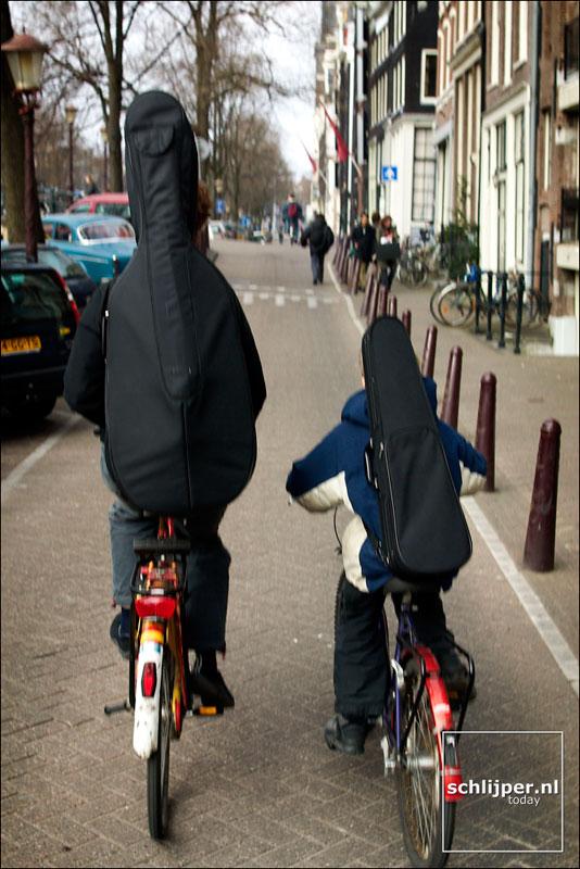 Nederland, Amsterdam, 19 maart 2003