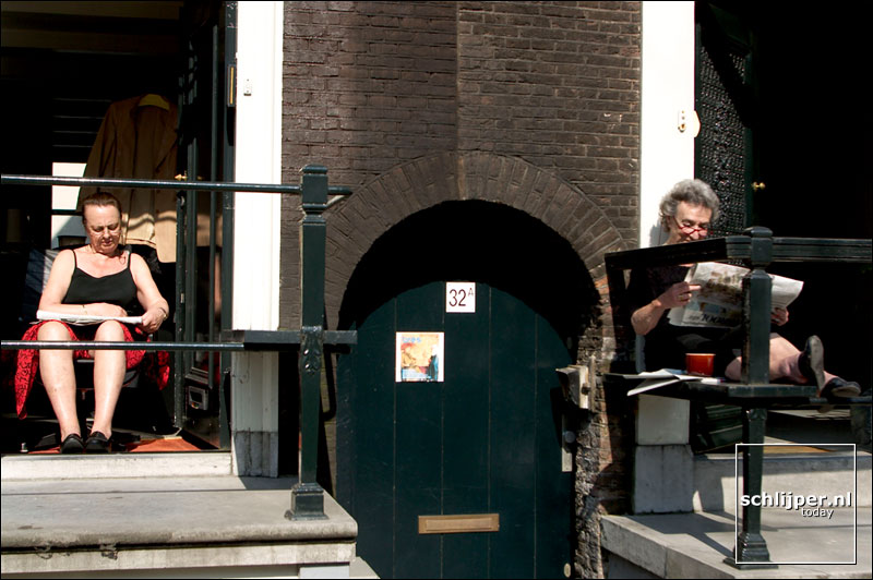 Nederland, Amsterdam, 26 maart 2003