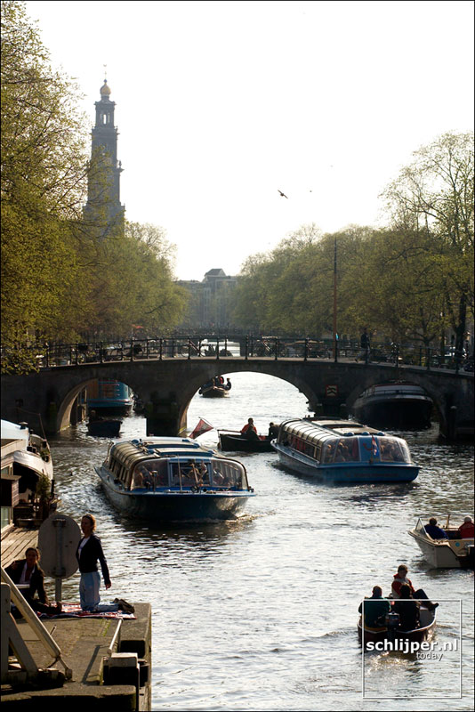 Nederland, Amsterdam, 30 maart 2003