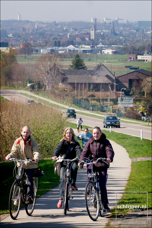 Nederland, Berg en Terblijt, 4 april 2003