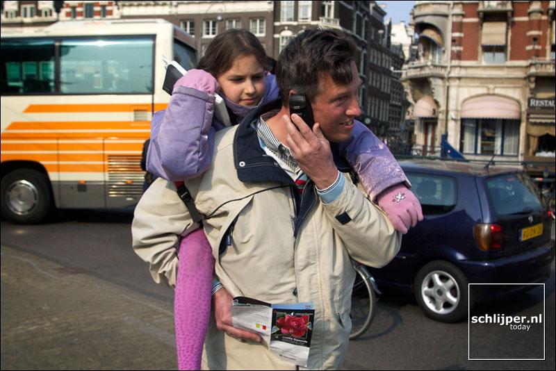 Nederland, Amsterdam, 19 april 2003