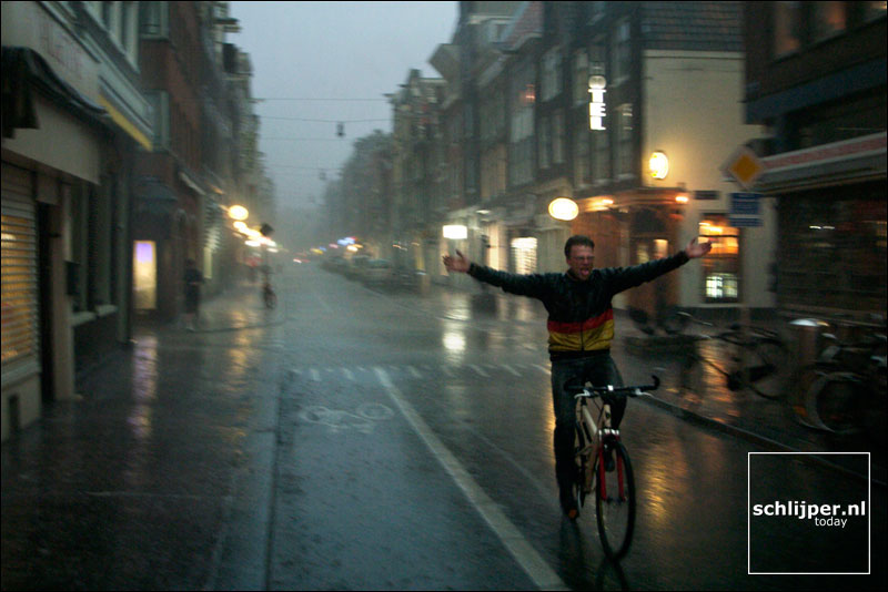 Nederland, Amsterdam, 2 mei 2003