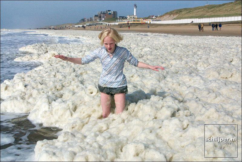 Nederland, Egmond aan Zee, 3 mei 2003