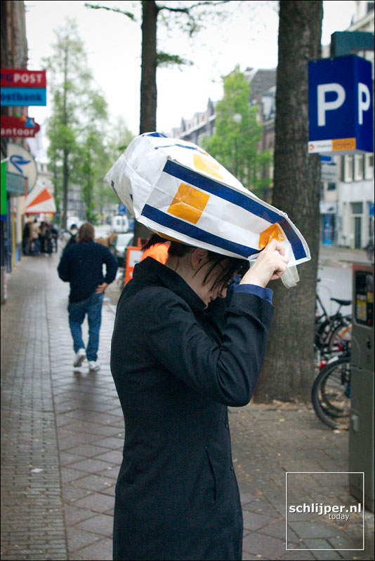 Nederland, Amsterdam, 17 mei 2003
